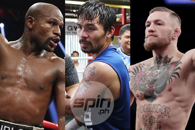 Mayweather đấu MMA với võ sỹ Nhật: McGregor, Pacquiao nhảy vào giễu cợt - 1