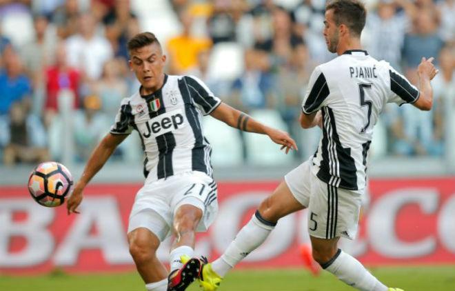 Ronaldo bị cấm đá phạt: Mưu cao của Allegri giúp hạ Messi cúp C1 - 1