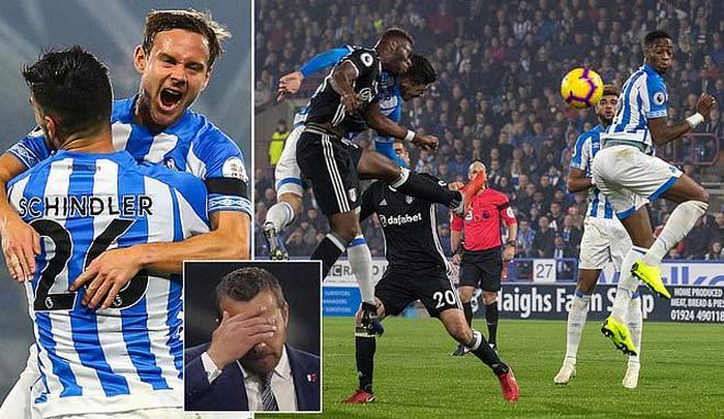Huddersfield - Fulham: Người của MU tội đồ cay đắng - 1