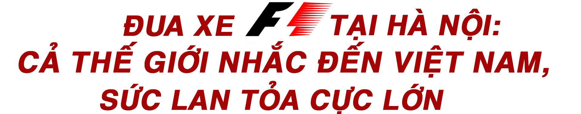 Việt Nam đăng cai F1: Cú hích lịch sử và giấc mơ sắp thành sự thực - 15