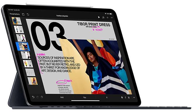 Máy tính xách tay Core i7 cũng chào thua hiệu năng iPad Pro (2018) - 1