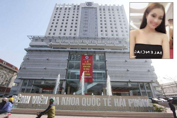 Nóng 24h qua: Sở Y tế Hải Phòng thông tin vụ hotgirl rơi từ tầng 17 bệnh viện - 1