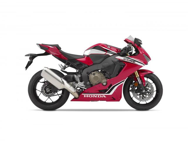 2019 Honda CBR1000RR Fireblade và SP trình làng, hiệu suất cải thiện