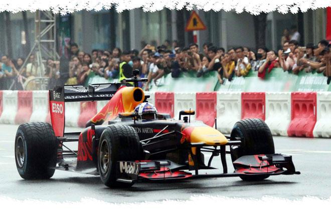Việt Nam chính thức đăng cai F1: Sẽ có đường đua hấp dẫn nhất thế giới - 1