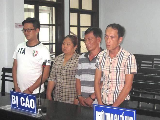 Hai vợ chồng bị tù vì 'coi' trộm… vét sạch nhà hàng xóm - 1