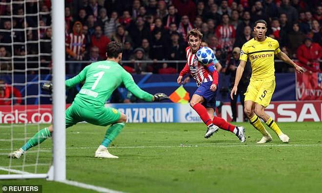 Atletico Madrid - Dortmund: Hưng phấn bắn phá không ngừng - 1