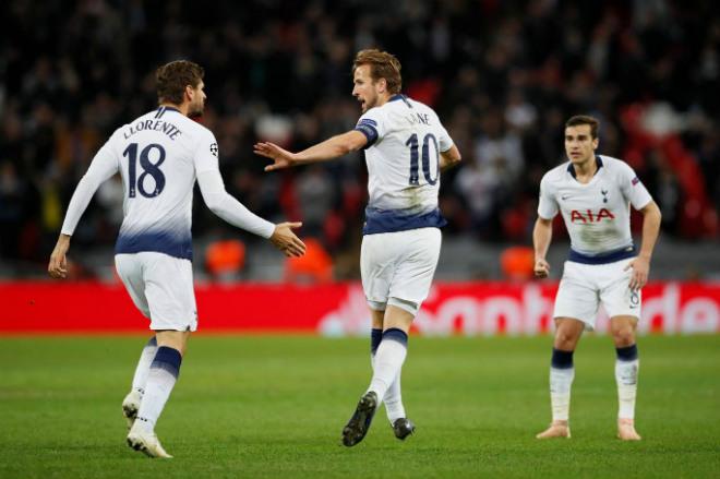 """Tottenham - PSV: Siêu tiền đạo """"cứu giá"""" 11 phút 2 bàn - 1"""