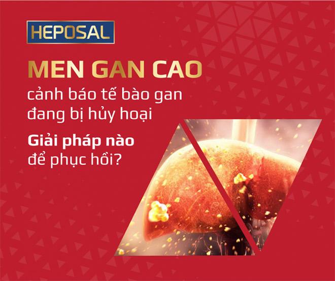 Men gan cao - Dấu hiệu tử thần mà đàn ông Việt luôn bỏ qua - 1