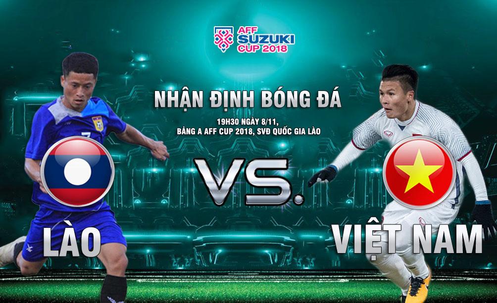 """Lào - Việt Nam: Thử sức """"hàng xóm"""" chờ khởi đầu tưng bừng (Khai mạc AFF Cup) - 1"""