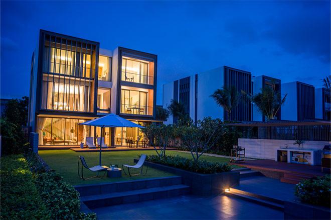 Nhận sổ hồng ngay khi mua biệt thự ven sông HOLM Thảo Điền - 1