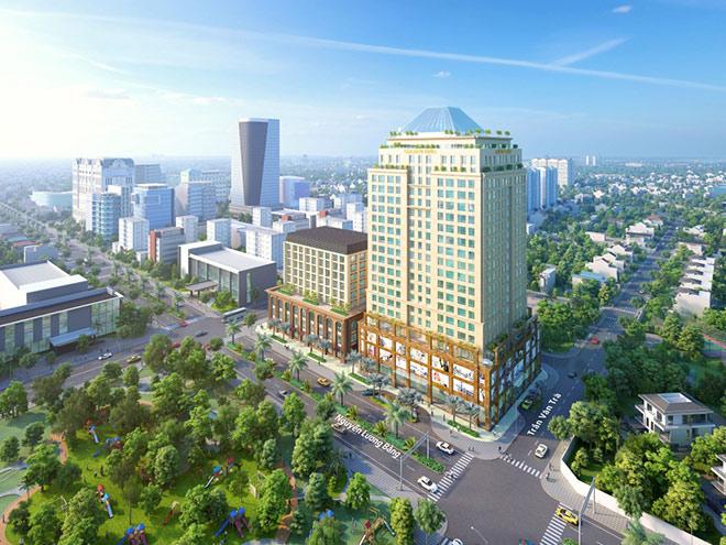 Officetel Golden King: Tâm điểm thị trường Phú Mỹ Hưng - 1