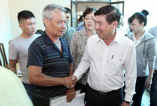 Sáng nay, Chủ tịch UBND TP.HCM sẽ tiếp người dân Thủ Thiêm - 1