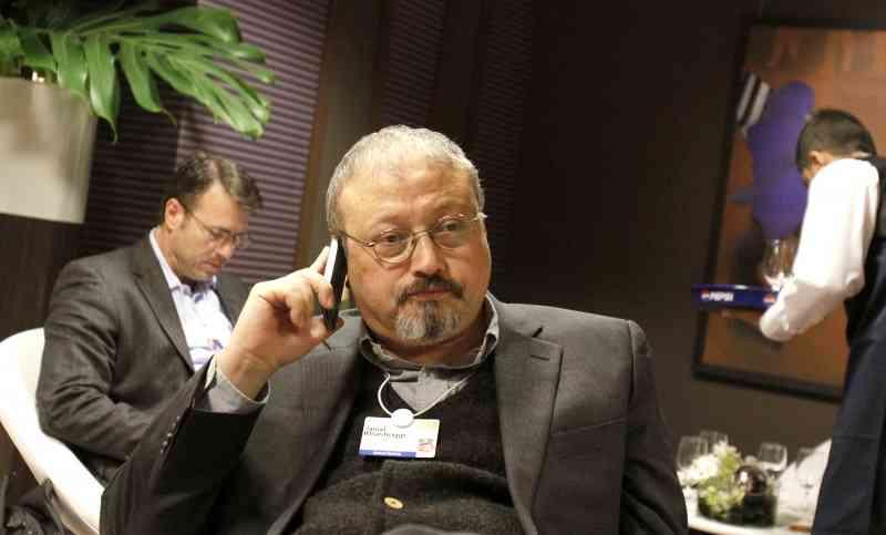 Tình tiết mới vụ giết hại nhà báo Khashoggi - 1