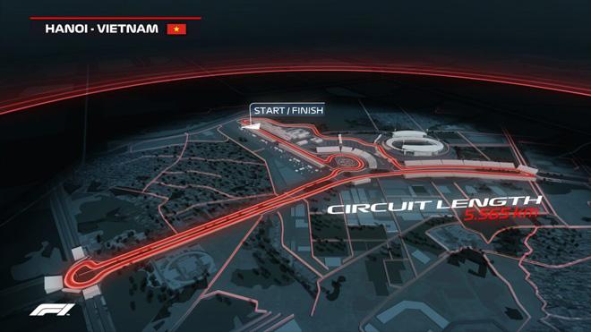 Đường đua F1 Hà Nội hấp dẫn nhất thế giới: Li kỳ chọn trường đua Mỹ Đình - 1