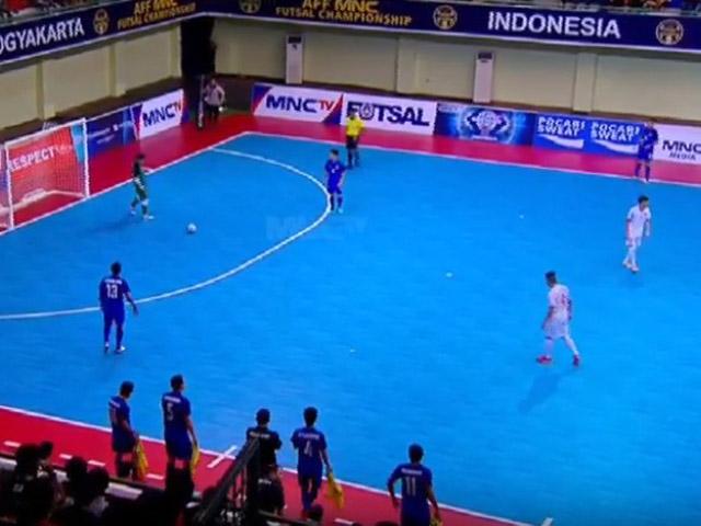 Tin HOT bóng đá tối 7/11: Futsal Việt Nam để thua Thái Lan