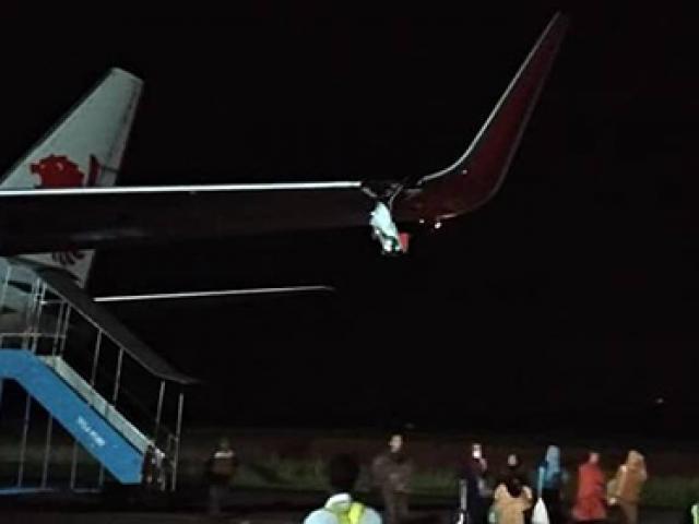 Sau vụ máy bay chở 189 người rơi, máy bay Lion Air lại gặp tai nạn