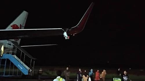 Sau vụ máy bay chở 189 người rơi, máy bay Lion Air lại gặp tai nạn - 1
