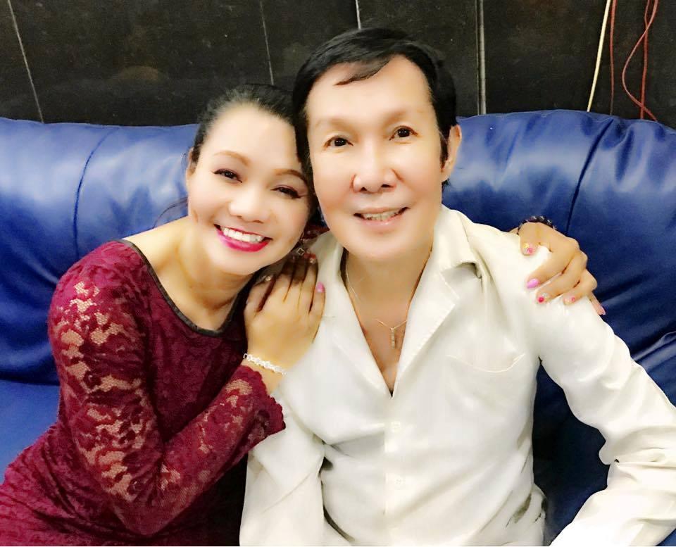"""NSƯT Vũ Linh ốm, Ngọc Huyền hứa  """"dọn qua nhà anh ở để tiện chăm sóc"""" - 1"""