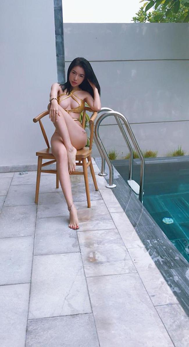 Dù lên tiếng thanh minh nhưng Elly Trần vẫn bị cư dân mạng bán tín bán nghi cô đăng ảnh đẹp đều đã qua chỉnh sửa photoshop.