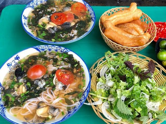 """Điểm mặt món ăn đường phố đã đến Hà Nội là phải """"check-in"""""""