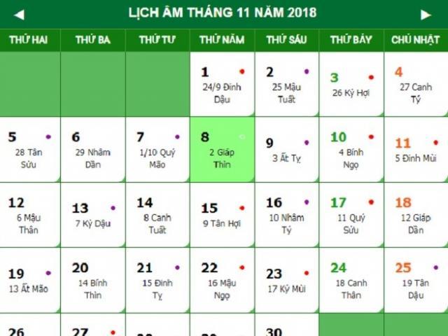 Nóng 24h qua: Lịch âm Việt Nam đang nhanh hơn Trung Quốc, nhiều người ngạc nhiên