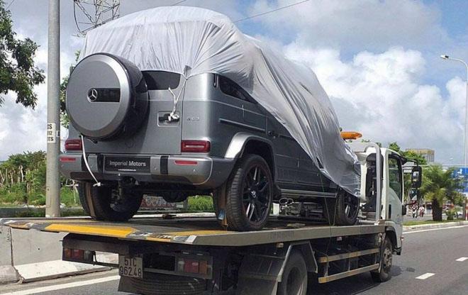 Mercedes-Benz G63 Edition One 2019 đầu tiên được đưa về Việt Nam: Giá bán ước tính hơn 14 tỷ đồng - 1