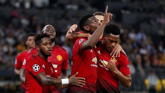 Derby Manchester: MU đang ổn, Mourinho đau đầu vì Lukaku trở lại - 1