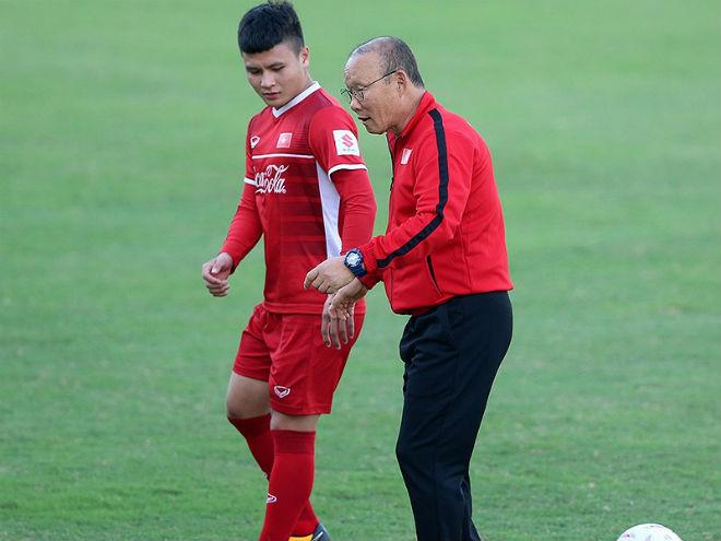 Khi thầy Park không nói về chức vô địch AFF Cup... - 1
