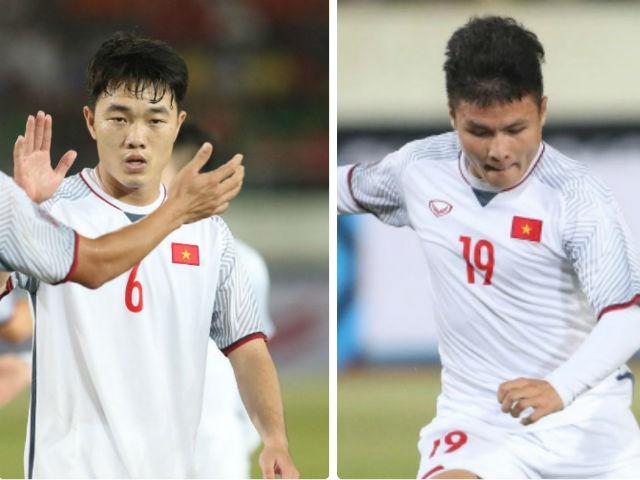 """ĐT Việt Nam thắng Lào trận đầu AFF Cup: Vì sao Xuân Trường không """"vui""""?"""