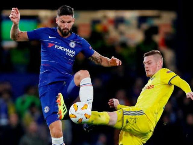 Chi tiết BATE Borisov - Chelsea: Cột dọc cứu nguy phút bù giờ (KT)