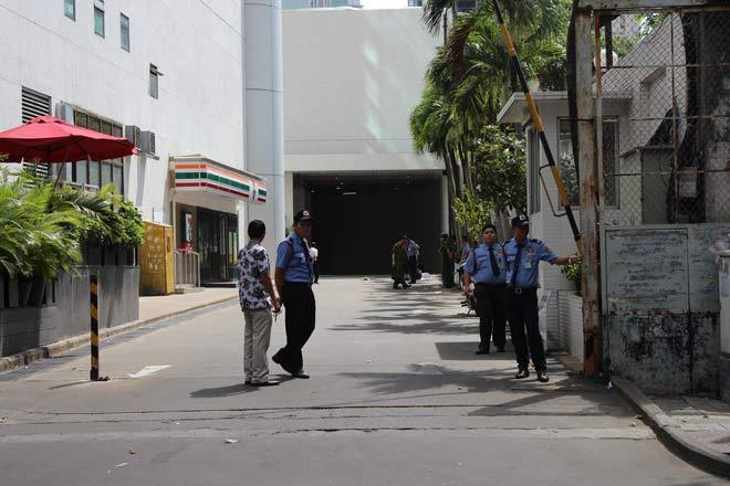 Người đàn ông tử vong tại cao ốc 33 tầng ở Sài Gòn - 1
