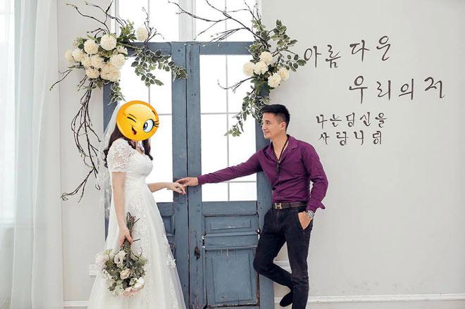 Lộ ảnh hậu trường chụp hình cưới, Lệ Rơi nói gì? - 1