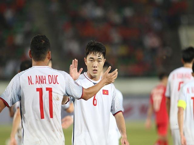 ĐT Việt Nam đấu Malaysia: Thầy Park giúp Xuân Trường tìm lại cảm hứng
