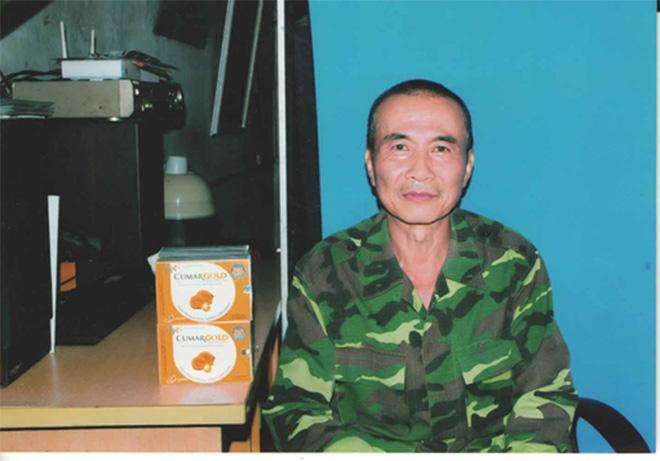 Bị đau dạ dày, viêm gan mạn tính học ngay cách hay của cựu quân nhân - 1