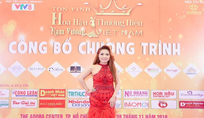 Công bố cuộc thi hoa hậu thương hiệu Việt Nam 2018 đẳng cấp cho doanh nhân - 1