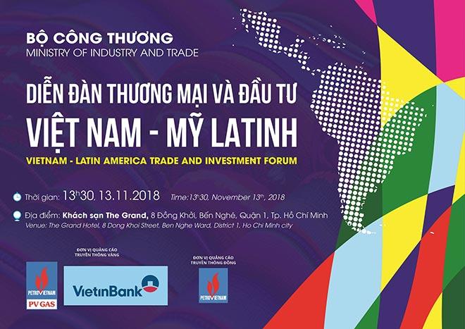 Diễn đàn thương mại và đầu tư Việt Nam – Mỹ Latinh - 1