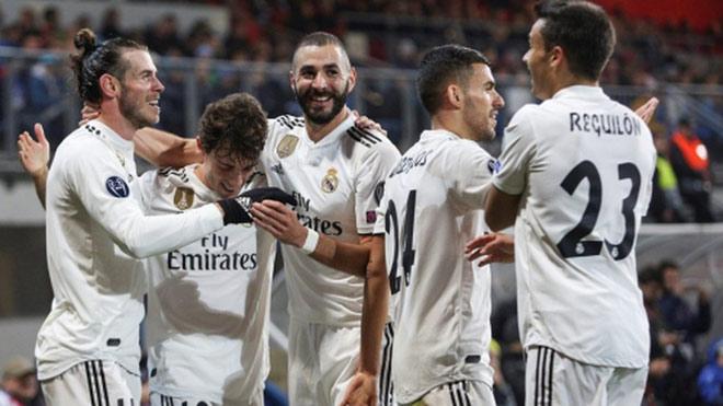 Dự đoán tỷ số vòng 12 La Liga: Real hồi sinh & nỗi sợ sân khách - 1