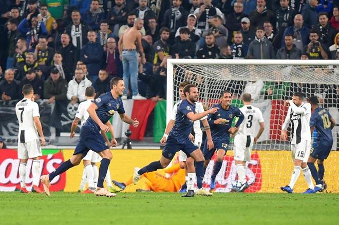 MU thắng Juventus - Ronaldo: Thao thức vì derby Manchester - 1