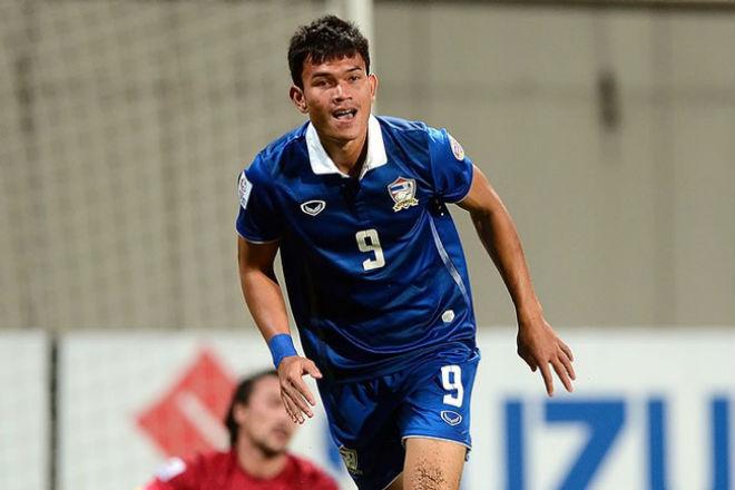 """SAO Thái Lan 6 bàn /trận: """"Vua phá lưới"""" AFF Cup lộ diện ứng viên số 1 - 1"""