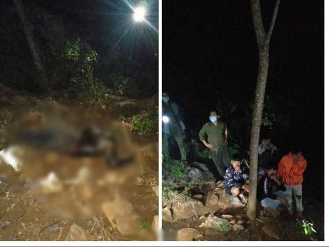 Thông tin bất ngờ vụ xác chết mất đầu, tay, chân trên núi