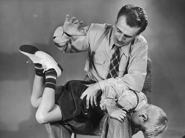 Những tai họa khủng khiếp có thể xảy ra nếu cha mẹ trừng phạt con bằng đòn roi - 1