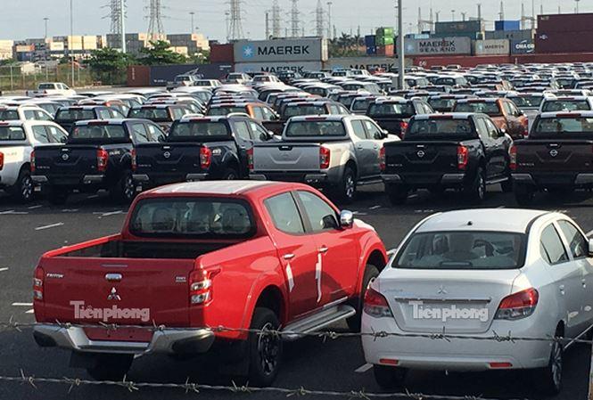 Việt Nam chi hơn 1,1 tỷ USD nhập khẩu ô tô - 1