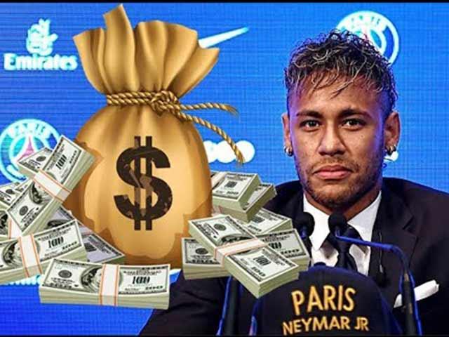 """Giật mình Neymar làm PSG """"khánh kiệt"""": Nháy mắt mất nửa tỷ euro"""