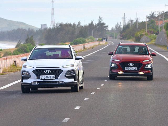 """Hyundai công bố doanh số tháng 10/2018: Accent """"soán ngôi"""" Grand i10"""