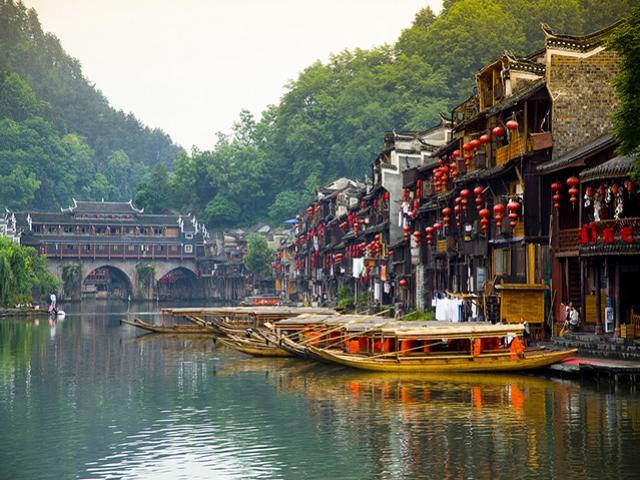 7 kiệt tác thiên nhiên đẹp nhất Trung Quốc, đã đến là không muốn quay về