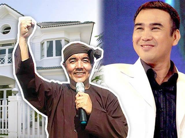 """Hai MC """"Vượt lên chính mình"""": Quyền Linh ở biệt thự triệu đô, người còn lại ra sao?"""