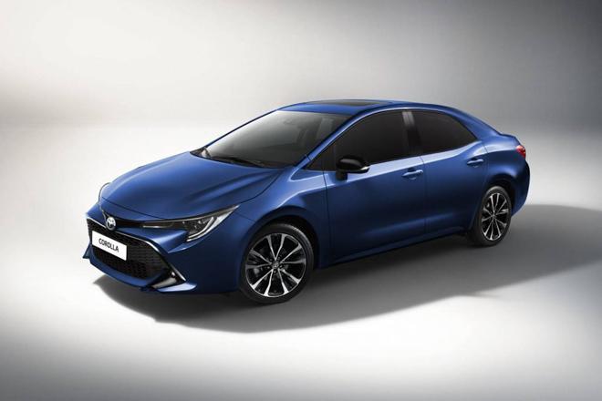 Toyota xác nhận ra mắt Corolla hoàn toàn mới - 1