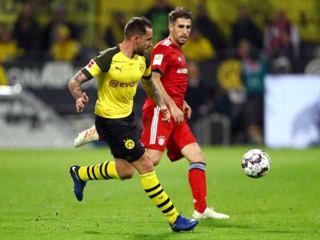 Video, kết quả bóng đá Dortmund - Bayern: Mãn nhãn màn rượt đuổi 5 bàn