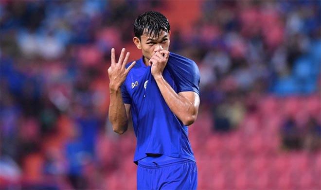 Tin nóng AFF Cup 11/11: Tiền đạo Malaysia nói Việt Nam rất mạnh - 1