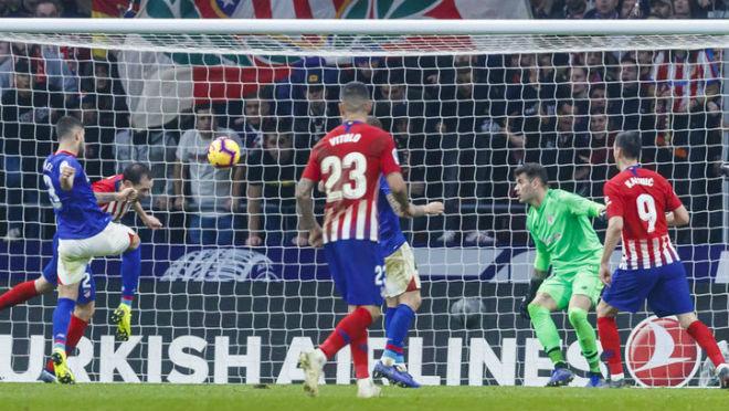 Atletico - Bilbao: Bùng nổ bàn ấn định phút 90+1 - 1
